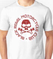 Black Rebel Motorcycle Club • BRMC • Red Circle T-Shirt