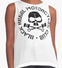 Black Rebel Motorcycle Club • BRMC • Black Circle Contrast Tank