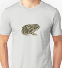 Green Toad (Bufotes viridis) Unisex T-Shirt