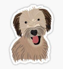 Terrier Sticker