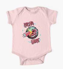 SPACE LUCHADOR Kids Clothes