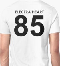 Electra Heart Jersey  T-Shirt