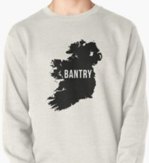 Bantry, Ireland Silhouette Pullover
