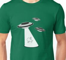 Pinheads Alien Abduction Unisex T-Shirt