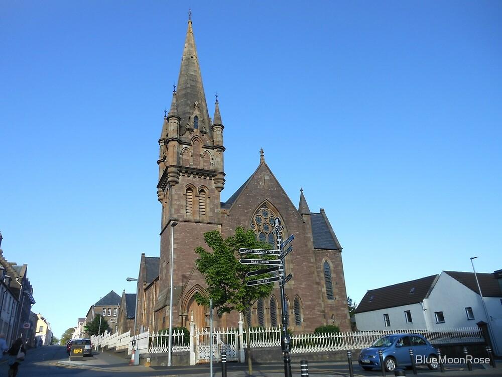Martin's Memorial Church,Stornoway, Isle of Lewis von BlueMoonRose