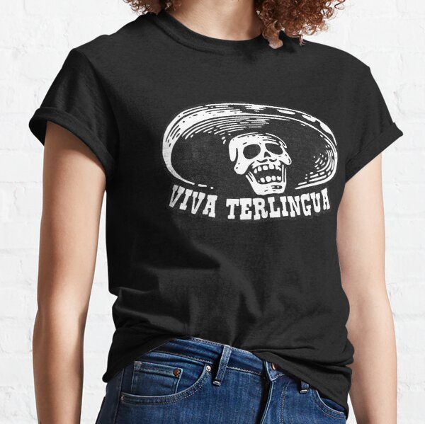 ¡Viva Terlingua! Camiseta clásica