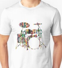 Rockin' Drum Kit T-Shirt