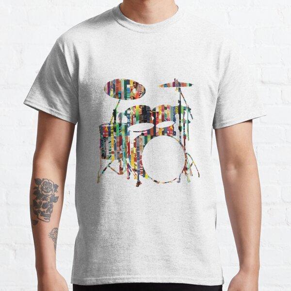 Rockin' Drum Kit Classic T-Shirt