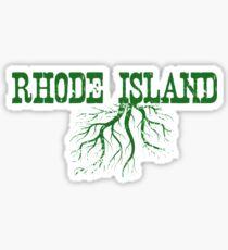 Rhode Island Roots Sticker