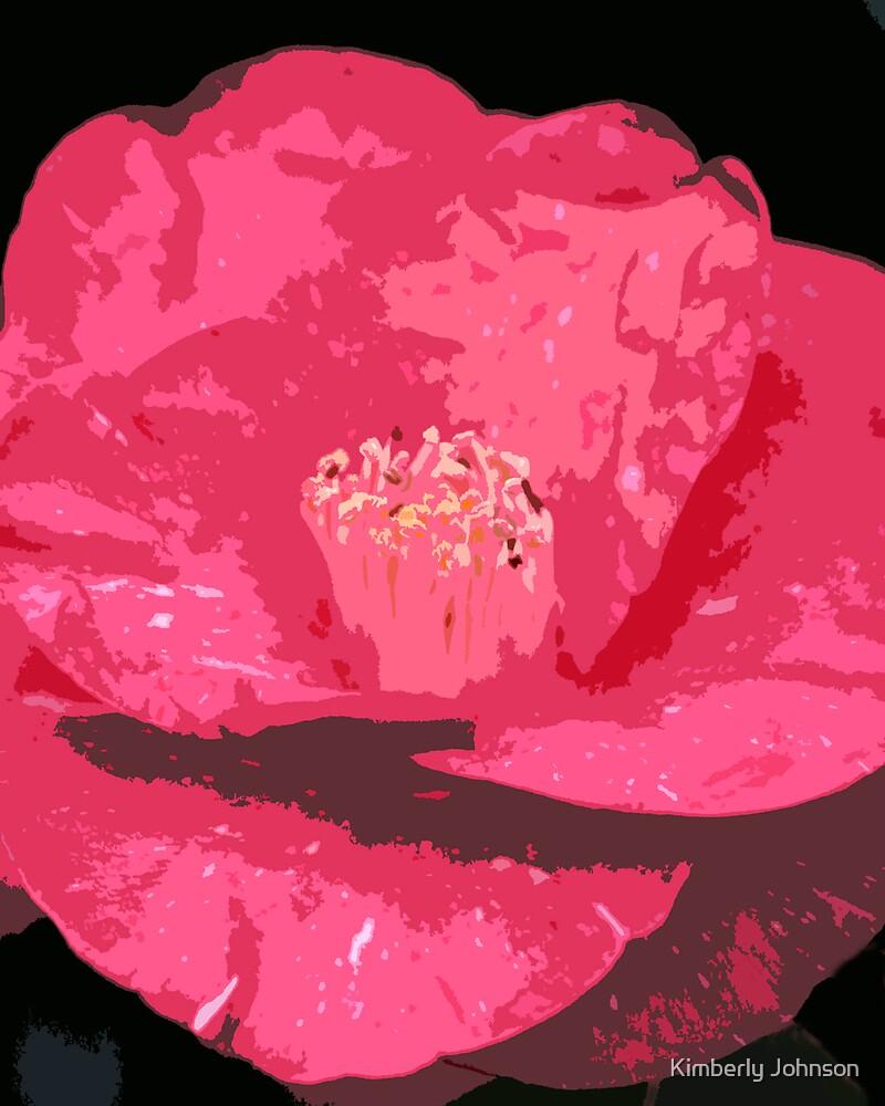 Camellia by Kimberly Johnson