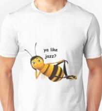 "Bee Movie - ""Ya Like Jazz"" Unisex T-Shirt"
