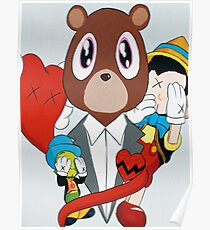 Pinocchio Story Poster