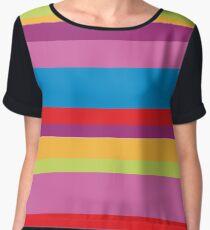 Stripes - Fun! Fun! Fun! Chiffon Top