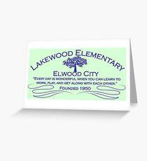 Lakewood Elementary Greeting Card