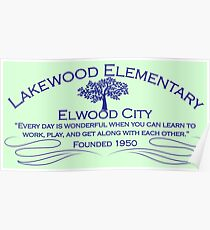 Lakewood Elementary Poster
