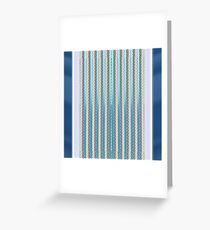 Chilled zing Greeting Card