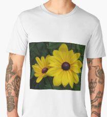 Black-Eyed Susans Men's Premium T-Shirt