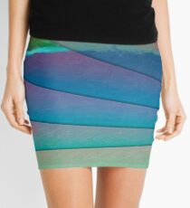 Parallel Dimensions - Submerged Mini Skirt