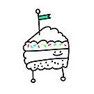 Space Cake by Porky Roebuck