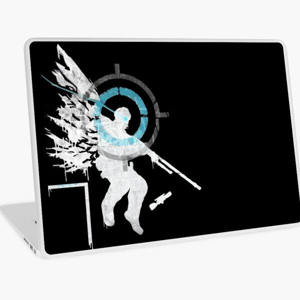 Vulcan No Scope - Blue Gem - Mercury White Edition Laptop Skin