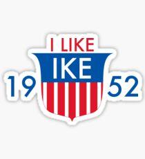 Eisenhower Sticker