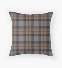 Tartan Outlander Throw Pillow