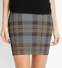 Tartan Outlander Mini Skirt