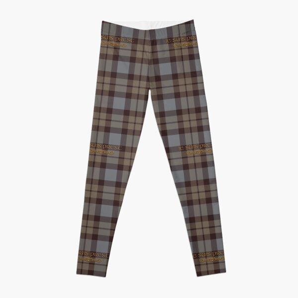 Tartan Outlander Leggings
