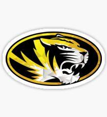 Mizzou Tiger Sticker