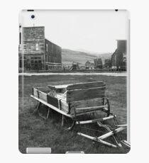 Bodie Sleigh iPad Case/Skin