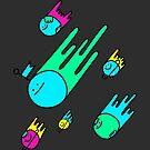 Planet Fluffers by Porky Roebuck