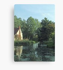 Constable country Canvas Print