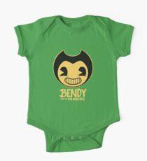 Bendy Merchandise One Piece - Short Sleeve