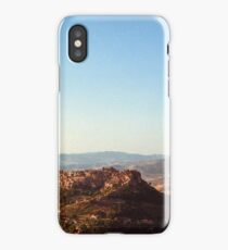 Sicilian Landscape iPhone Case/Skin