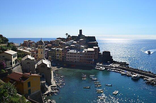 Vernazza - Italy by RinaRose