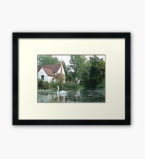 Constable country #2 Framed Print