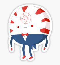Pep Butler Sticker