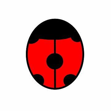 Ladybug by Miraki