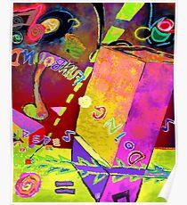 Jive Rhythm Poster