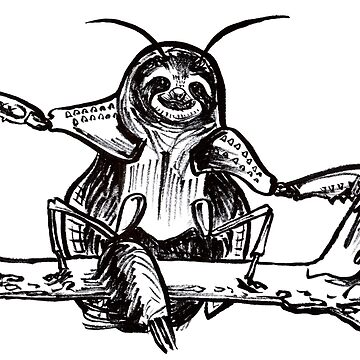 Slothadantis by cizauskas