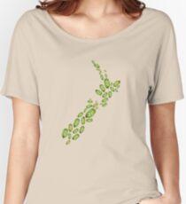 Hop Zealand Women's Relaxed Fit T-Shirt