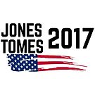 Jones Tomes 2017 by Skyhill