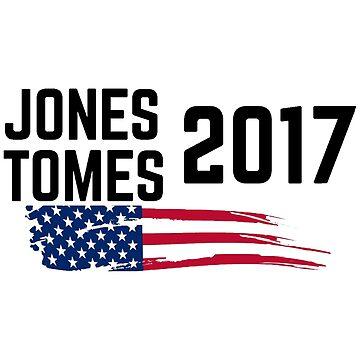 Jones Tomes 2017 by Skyhill