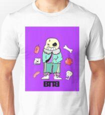 Bad To The Bone - Undertale sans (Normal ver.) Unisex T-Shirt