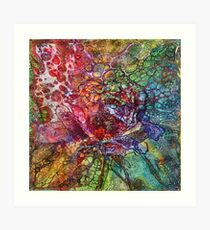 Summer Wine 8 Art Print