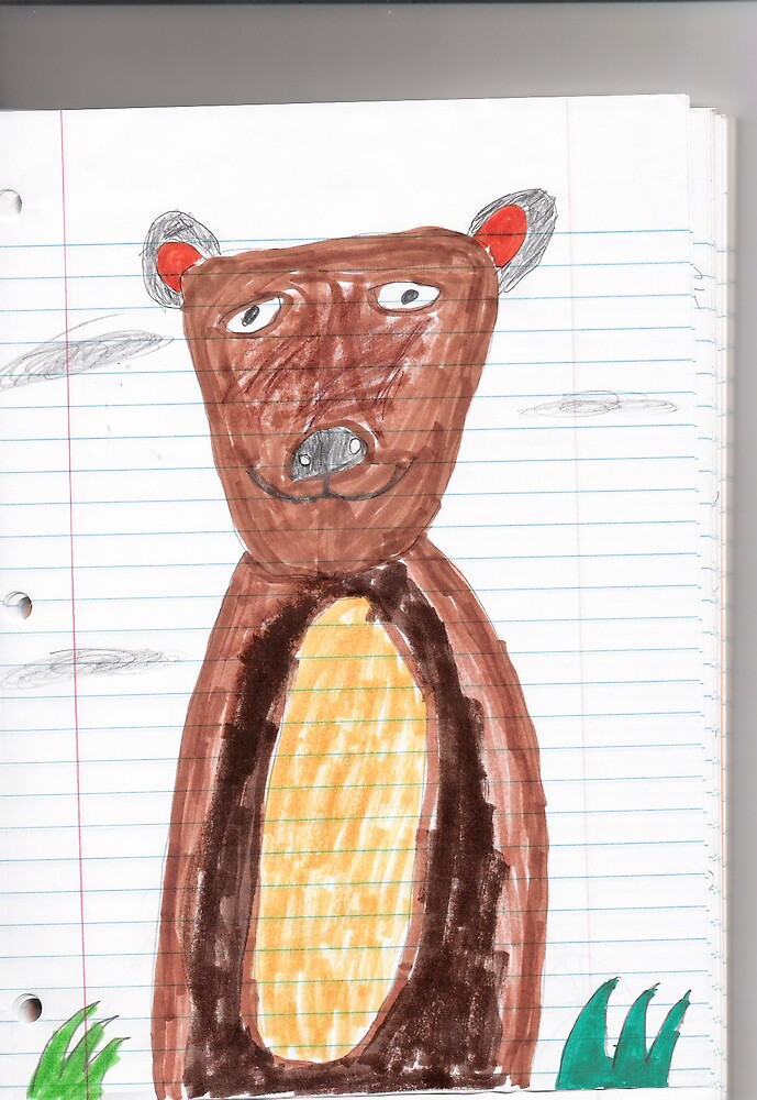 The Bear by Vince Thompson
