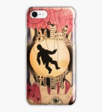 Trapped in Amber iPhone Case/Skin