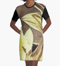 Penticton Sunflowers Graphic T-Shirt Dress