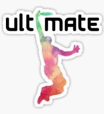 Ultimate Sticker