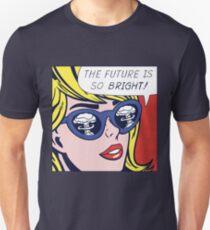 Pop Optimistic Girl Unisex T-Shirt